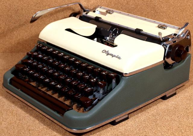 Vintage Typewriter Shoppe