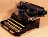 SOLD! *NEW* Corona 3 Folding Typewriter - 1922!
