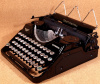 SOLD! *NEW* Continental German Typewriter from 1942!