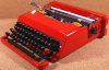 SOLD! *NEW* Olivetti Valentine by Ettore Sottsass! Last One!
