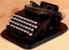 SOLD! Bing 2 Toy Typewriter! Display Only!